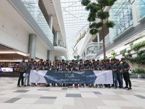 ĐỊA ỐC PQR DU NGOẠN SINGAPORE 11 - 14/7/2019