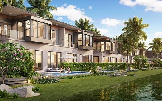 Không gian nghỉ dưỡng tại biệt thự Mövenpick Resort Waverly Phú Quốc
