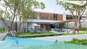 Cập nhật nhà mẫu dự án Sailing Club Villas Phu Quoc mới nhất tháng 10/2019