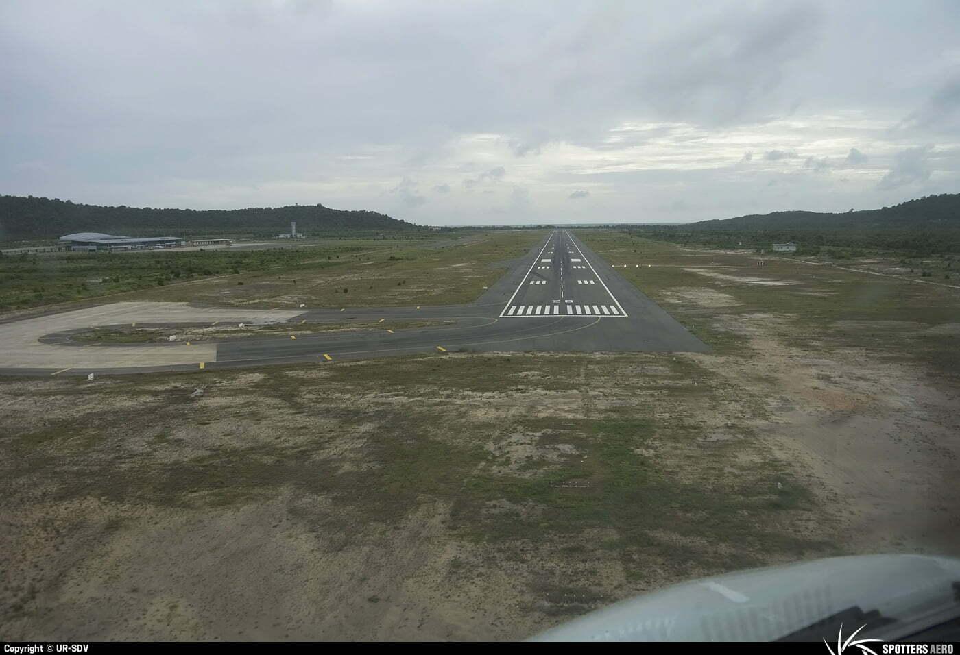 Sân bay Phú Quốc - Những ngày đầu đưa vào vận hành.