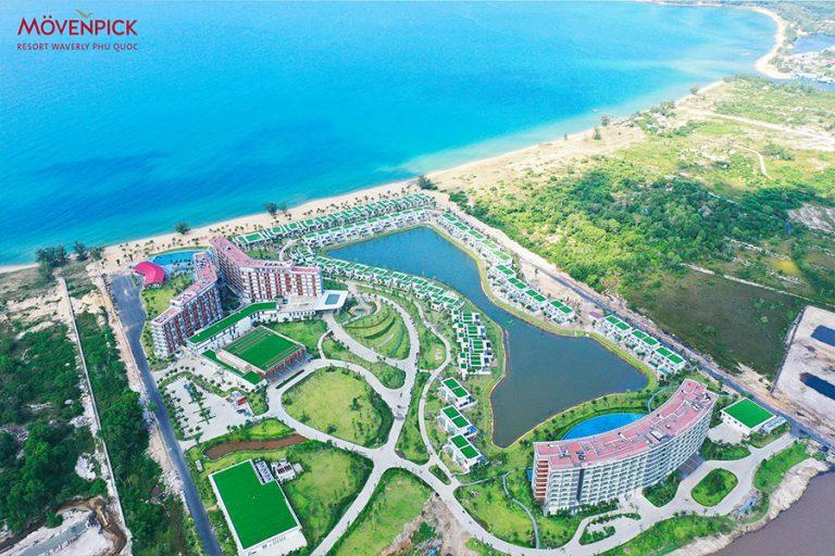 Mövenpick Resort Waverly Phú Quốc sẵn sàng đón khách du lịch từ cuối năm 2019