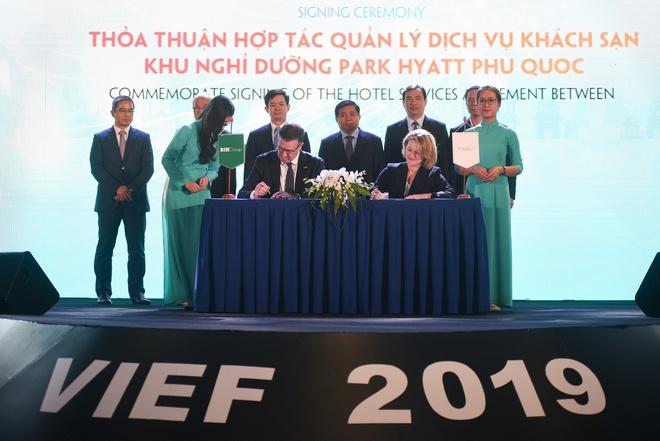 BIM Land cùng Hyatt kí kết triển khai xây dự án nghỉ dưỡng cao cấp tại Phú Quốc
