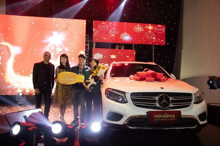 """""""Lộ diện"""" nữ chủ nhân của giải thưởng 1,7 tỷ đồng tại sự kiện của Mövenpick Resort Waverly Phú Quốc"""