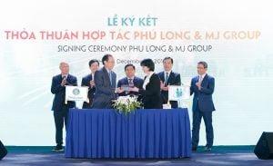 Phú Long và MJ Group hợp tác thực hiện chiến lược chăm sóc sức khoẻ và làm đẹp