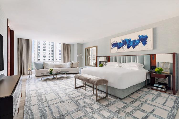Park Hyatt - Chuỗi khách sạn ưa thích của giới doanh nhân, chính khách