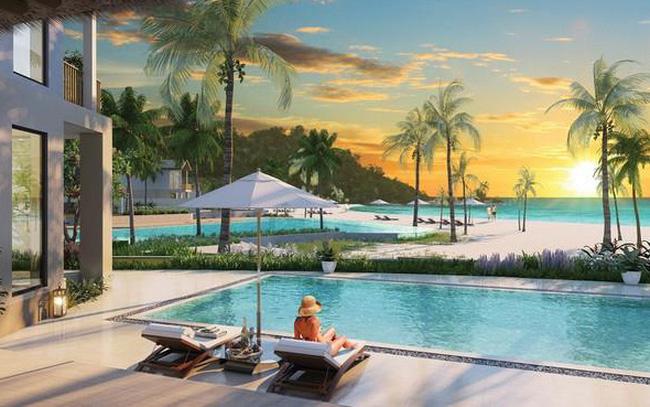 Nghỉ dưỡng kết hợp giải trí - xu hướng mới cho nhà đầu tư BĐS biển đảo 2020