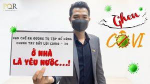 GHEN CÔ VY - COVER BY PQR CORP [VŨ ĐIỆU RỬA TAY]