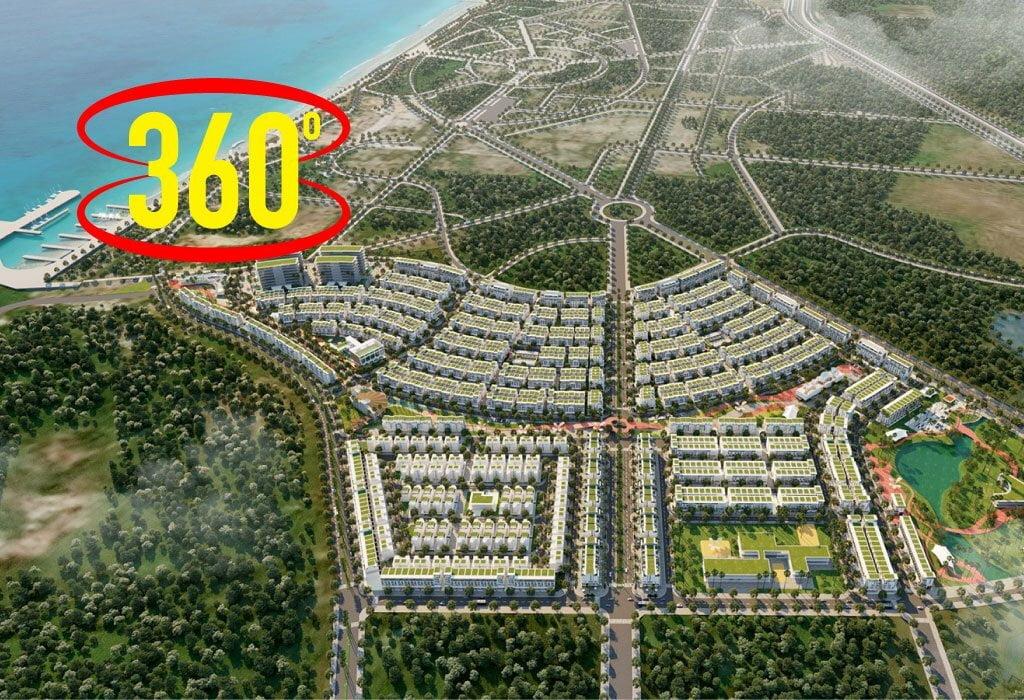 360 Dự án Meyhomes Capital Phú Quốc