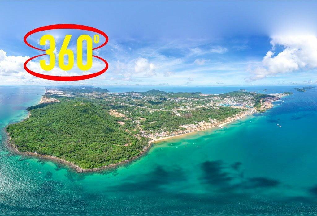360⁰ Dự án Meyhomes Capital Phú Quốc