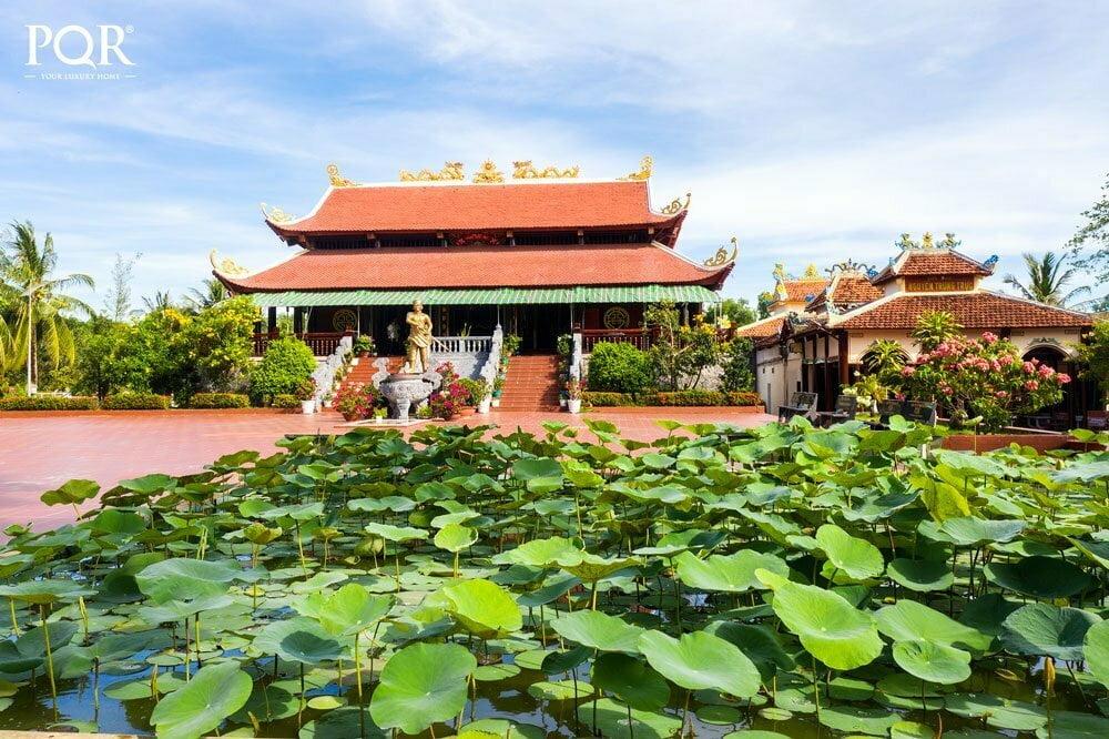 Đình Nguyễn Trung Trực - Nét đẹp văn hoá tâm linh Phú Quốc