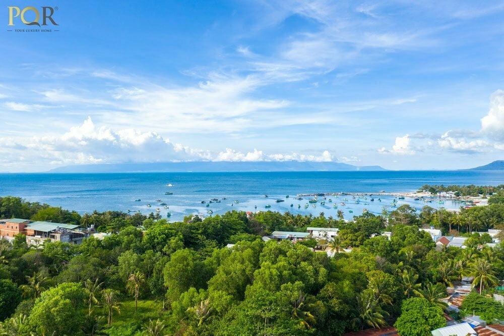 Mũi Gành Dầu Phú Quốc dệp thơ mộng - địa điểm đẹp ở Phú Quốc bạn không nên bỏ qua