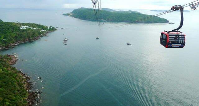 """Mỗi ngày có từ 6.000 – 7.000 du khách đến """"thiên đường"""" du lịch Phú Quốc"""