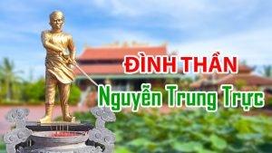 Đình thần Nguyễn Trung Trực - Phú Quốc