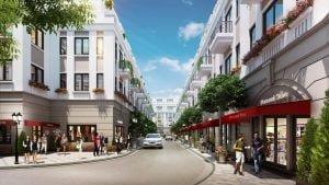 Shophouse tại khu vực Nam Sài Gòn: Đạt ngưỡng gần 10.000 USD/ m2