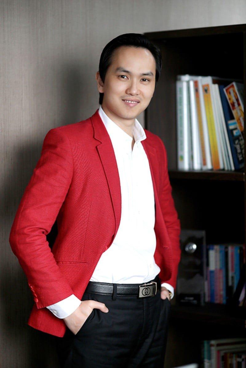 Doanh nhân Nguyễn Mạnh Hà: Chủ tịch THINK BIG Group | Lộc Sơn Hà Land