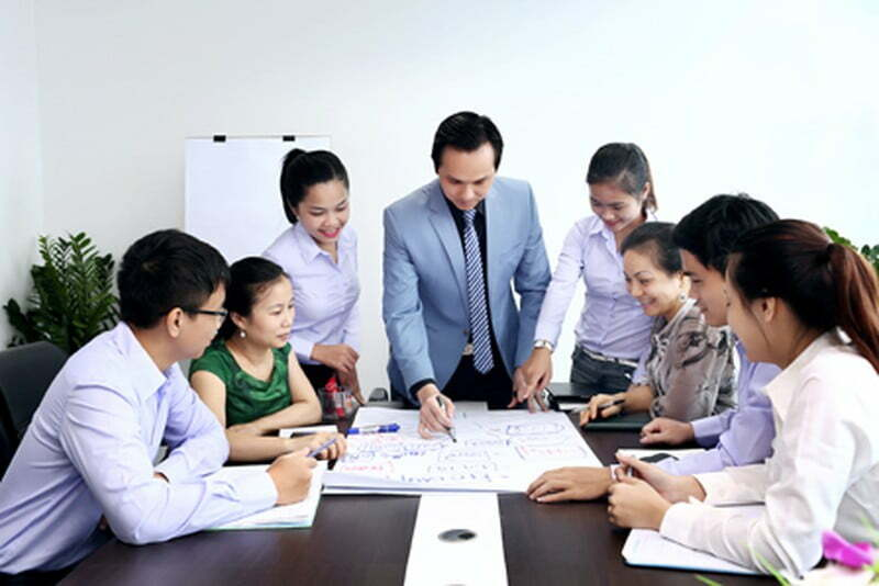 Mang tên Think Big nhưng tôn chỉ Nguyễn Mạnh Hà đề ra cho công ty lại chính là gia đình