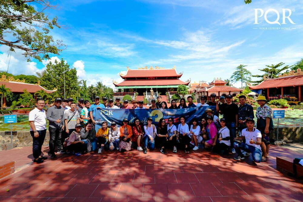 """Team Building """"Cây nhà lá vườn 2020"""" - PQR 3 năm 1 chặng đường"""