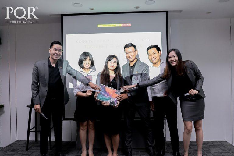 PQR tổng kết hoạt động kinh doanh tháng 6/2020