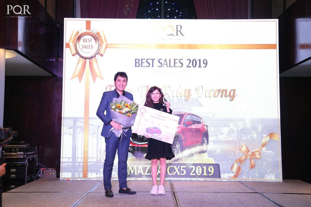 Best Sales PQR 2019 - Trần Thị Thuỳ Dương