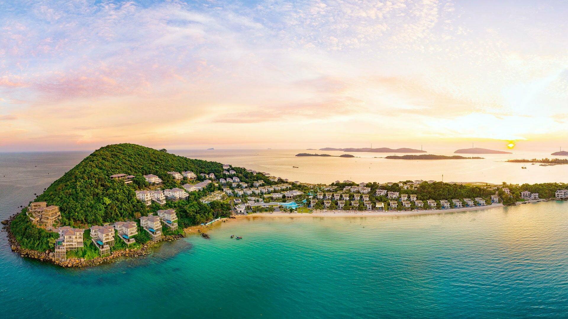 Đảo Ngọc Phú Quốc đứng đầu dang sách 5 địa điểm của Việt nam và đứng vị trí thứ 7/25
