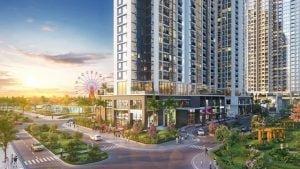 Sắp mở bán Shophouse liền kề khách sạn 69 tầng mang thương hiệu Hyatt tại TP.HCM