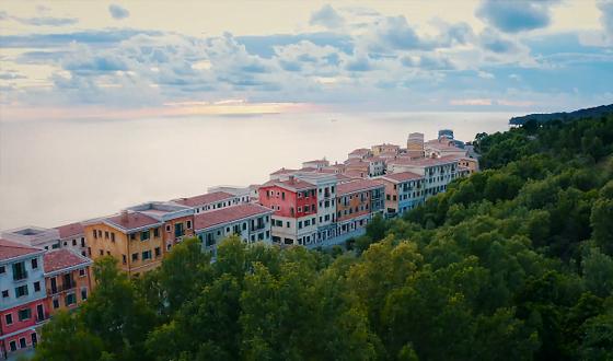 Sun Premier Village Primavera – Tác phẩm nghệ thuật nước Ý bên bờ đảo Ngọc