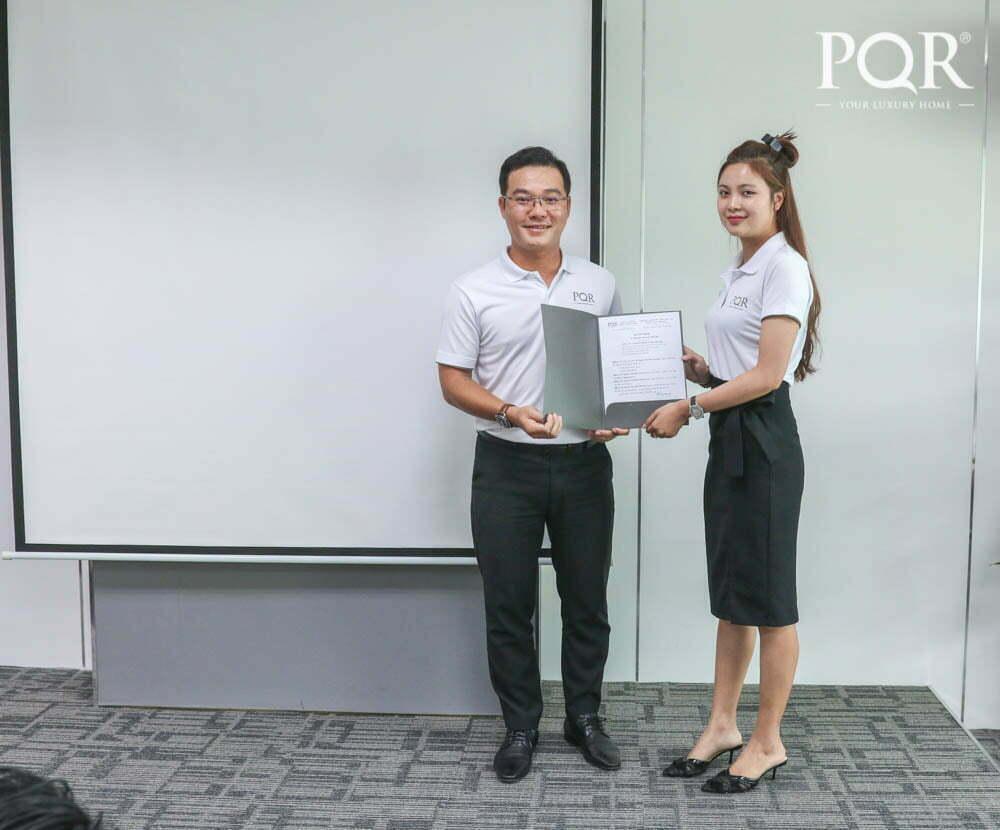 PQR Tổng kết kinh doanh tháng 8/2020