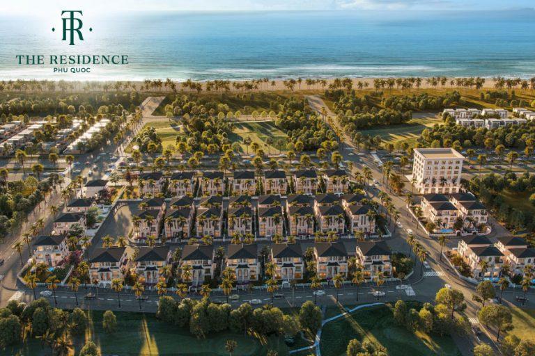 Biệt thự The Residence Phú Quốc - Đơn vị phân phối Độc Quyền PQR
